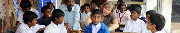 India - Born Free Art School