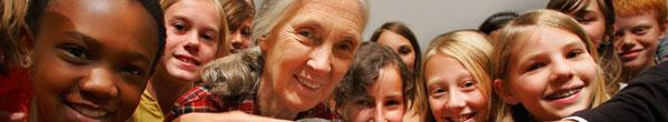 Germany - Jane Goodall - Roots & Shoots